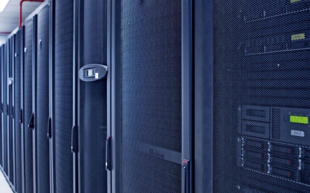 Multi Storey Data Centre, Mons