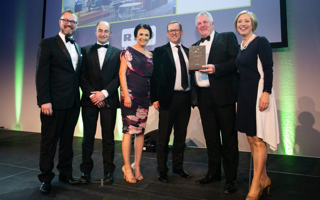 Ardmac winners of Contractor of the Year award