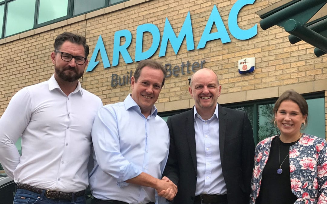Ardmac's BITC membership in UK