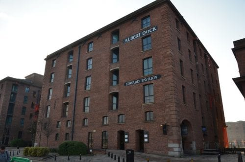 Ardmac awarded Fit Out in Edward Pavilion at Albert Dock, Liverpool