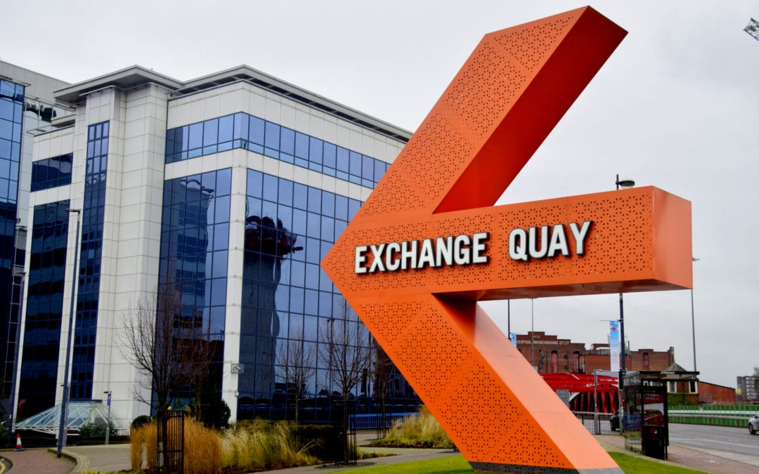 Ardmac Awarded Building 3, Exchange Quay refurb contract