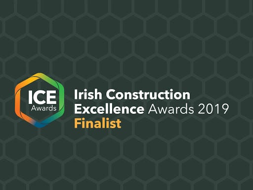 Ardmac have been shortlisted in the upcoming ICE Awards