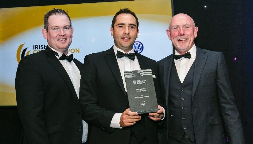 Ardmac named Winners of Innovation in Construction Award