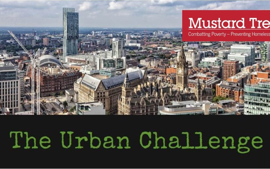 Ardmac support Mustard Tree with the Urban Challenge