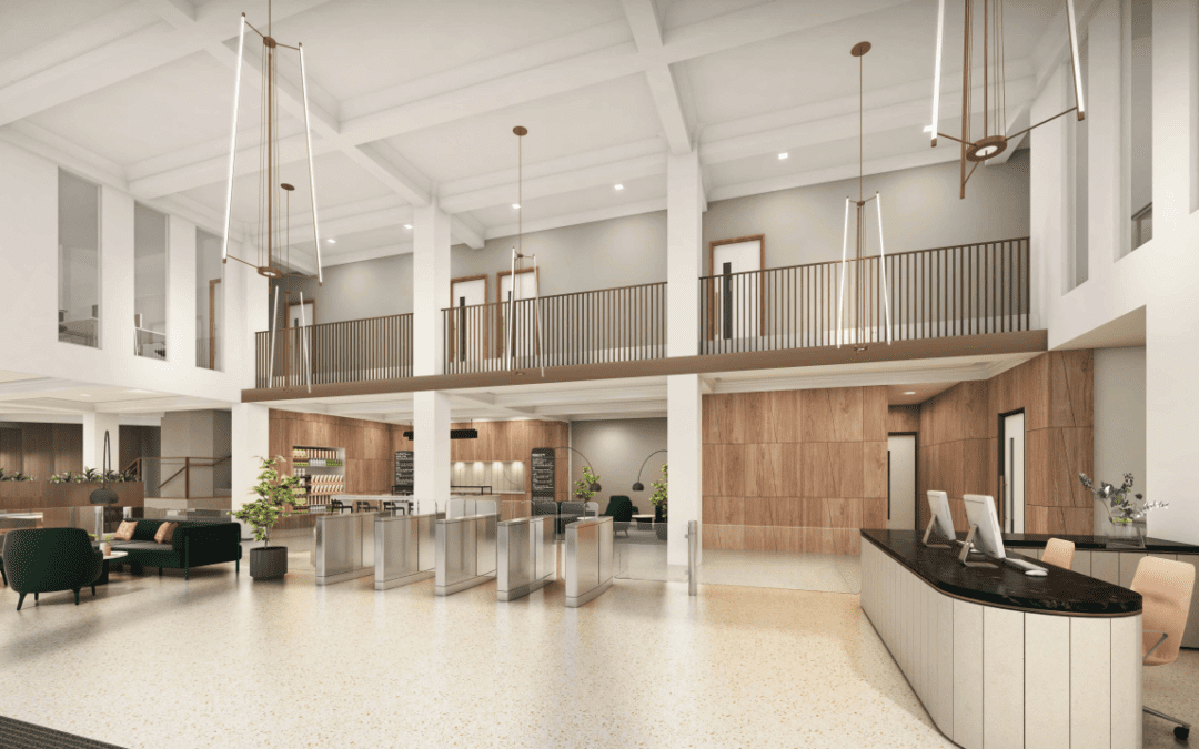 Ardmac Awarded Fit Out at Sunlight House