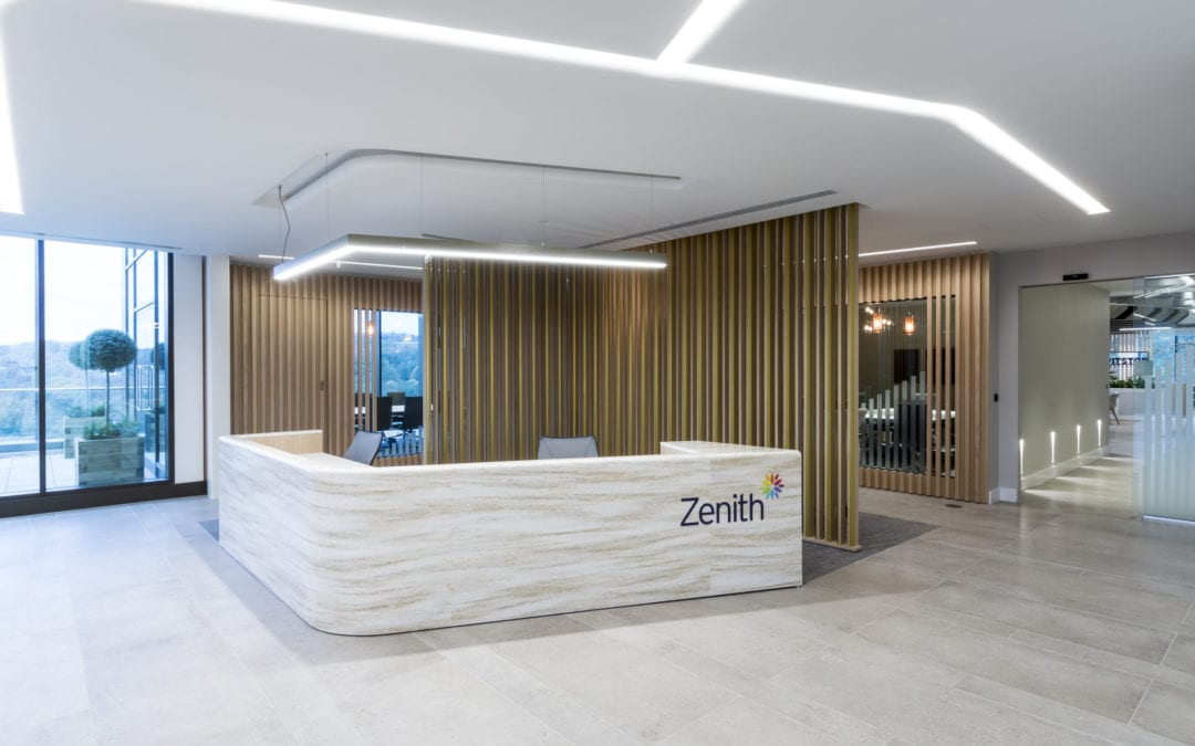 Ardmac Delivers 'Game-Changing' office to Zenith at Kirkstall Forge in Leeds