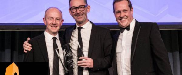 Ardmac Sponsor Architect Of The Year Award