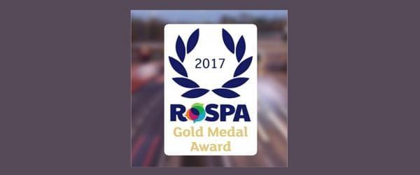 Ardmac Receive 17th Consecutive RoSPA Award