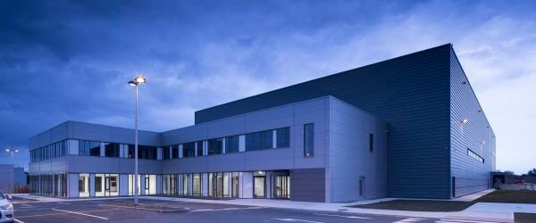 Ardmac Deliver Med Tech Facility for West Pharmaceutical Services
