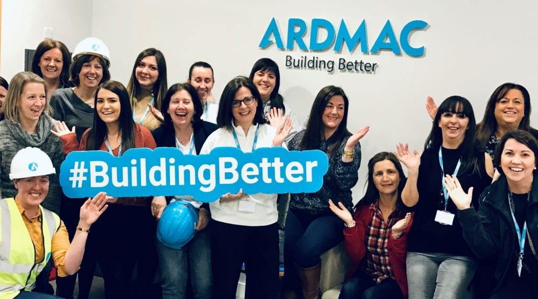 Ardmac supports Building Equality 2019