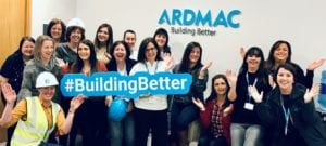 Ardmac Building Equality