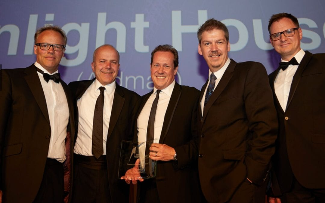 Ardmac named Insider NW Award Winners of Commercial Refurb