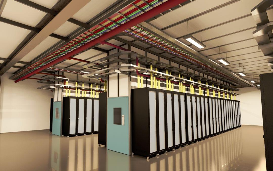 Data Centre Client, Holland
