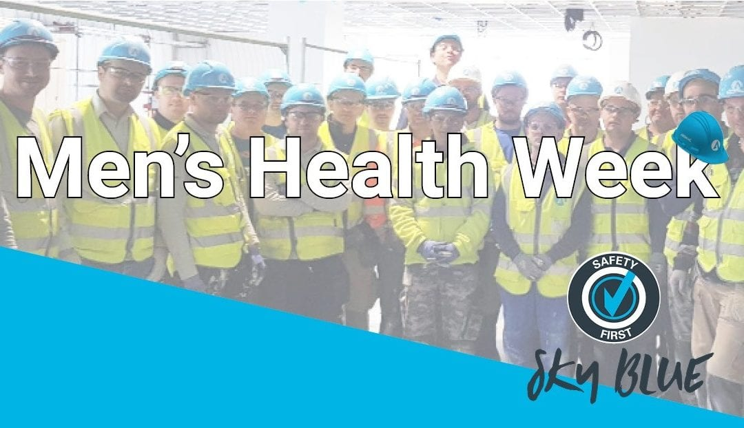 Ardmac supports Men's Health Week 2019