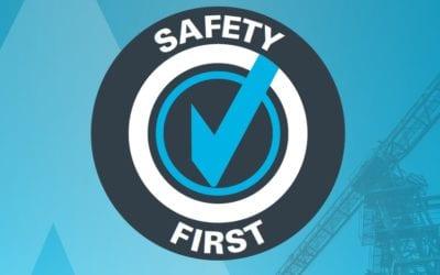 Ardmac Safety First logo
