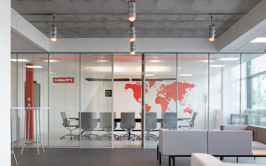 Ardmac Showcases Hilti Fit Out Project