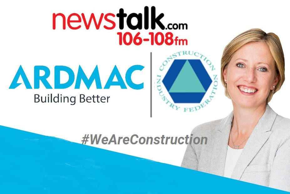 Ardmac supports Building Equality 2020 – We are Construction
