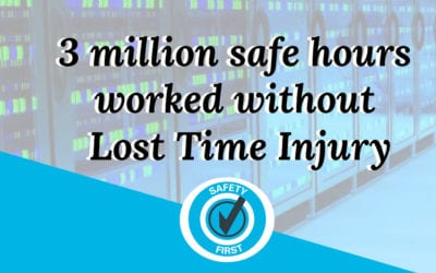 Data Centre Safe Hours