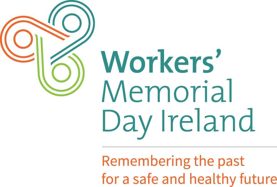 Workers Memorial Day Ireland Logo