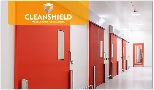 Ardmac Cleanshield Modular Cleanrooms