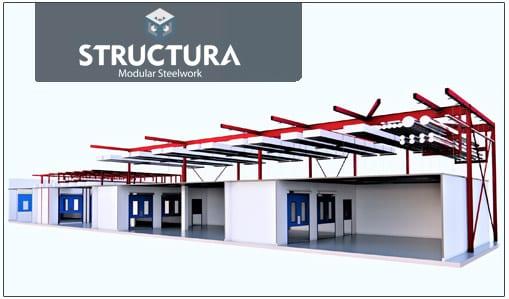 Ardmac Structura Modular Steelwork