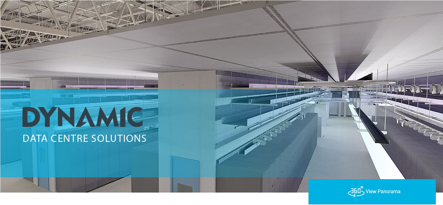 Ardmac - Data Centre Solutions - showing data centre