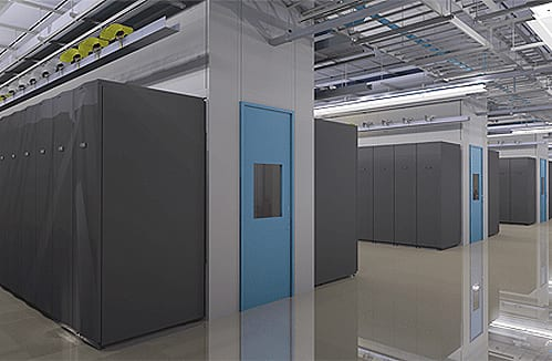 Ardamac - Image of data centre for world leading client