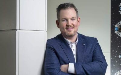 Jason Casey, Deputy Managing Director Data Centres