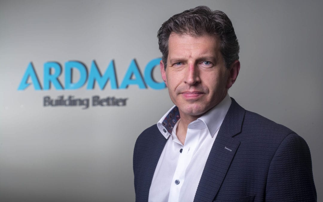 Ardmac appoints Enda Murphy as Managing Director for its Cleanrooms Division