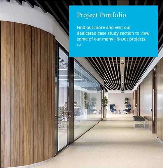 Ardmac - Fit-Outs - Sample Project Portfolio