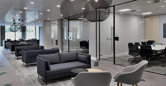 Ardmac creates flexible and agile office fit out for Bupa in Leeds